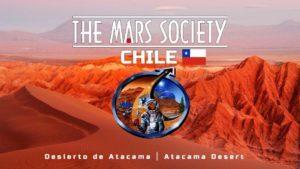 Mars Society nieuw in Chili