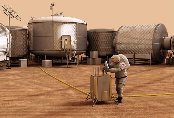 Mission Mars Society Netherlands